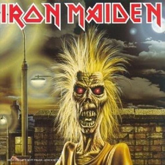 IRON MAIDEN: IRON MAIDEN (CD)