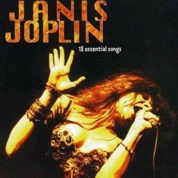 JANIS JOPLIN: 18 ESSENTIAL SONGS (CD)