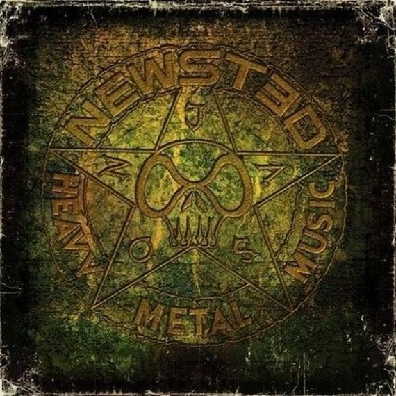 JASON NEWSTED: HEAVY METAL MUSIC (CD)