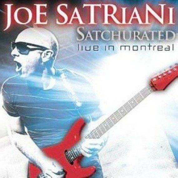 JOE SATRIANI : SATCHURATED LIVE IN MONTREAL (CD)
