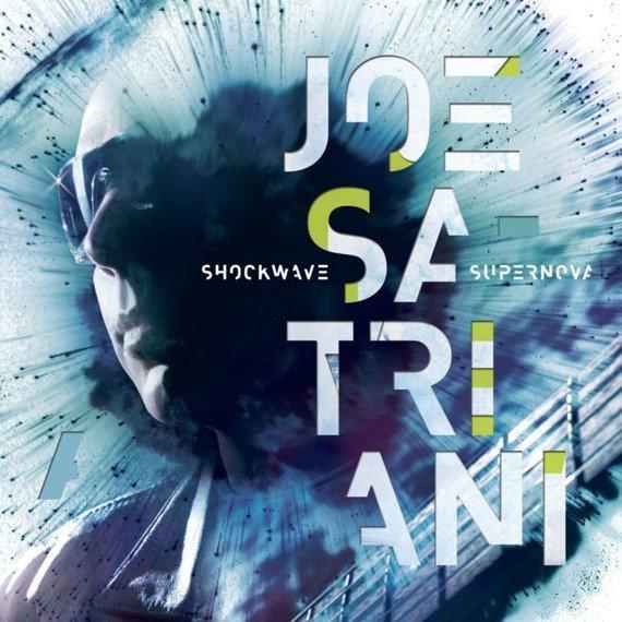 JOE SATRIANI : SHOCKWAVE SUPERNOVA (CD)
