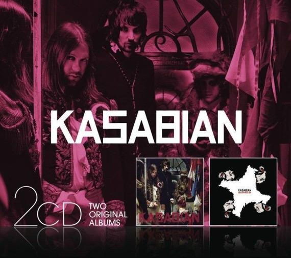 KASABIAN : WEST RYDER PAUPER LUNATIC ASYLUM/VELOCIRAPTOR! (2CD)