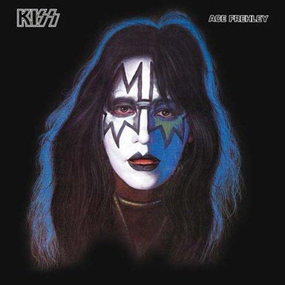 KISS: ACE FREHLEY (LP VINYL)