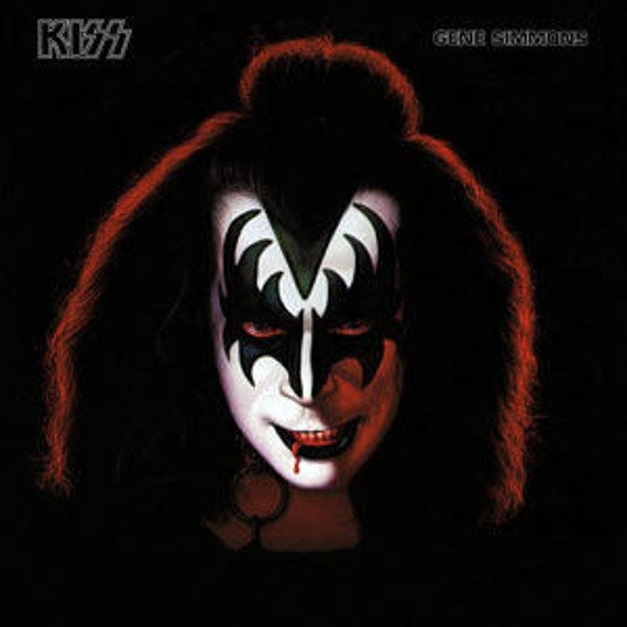 KISS: GENE SIMMONS (LP VINYL)