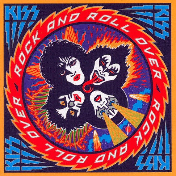 KISS: ROCK AND ROLL OVER (CD)
