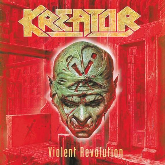 KREATOR: VIOLENT REVOLUTION (CD)