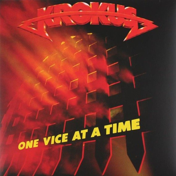 KROKUS: ONE VICE AT A TIME (LP VINYL)