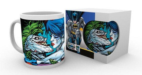 Kubek BATMAN COMICS - CARDS