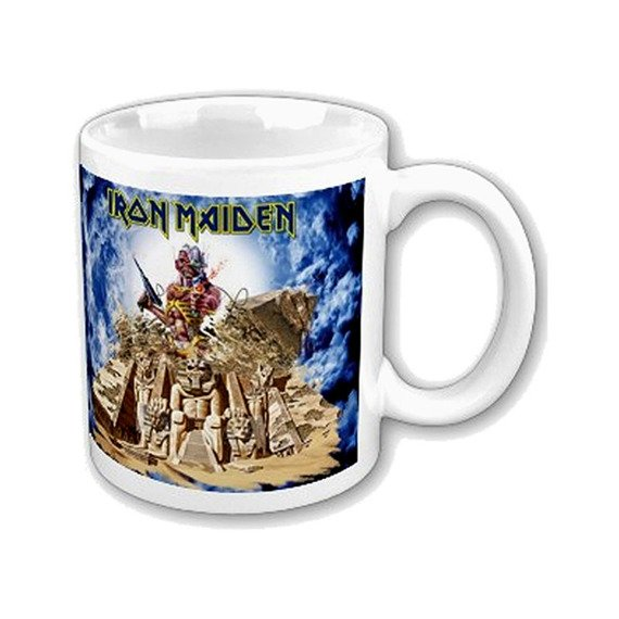 Kubek IRON MAIDEN - SOMEWHERE BACK IN TIME