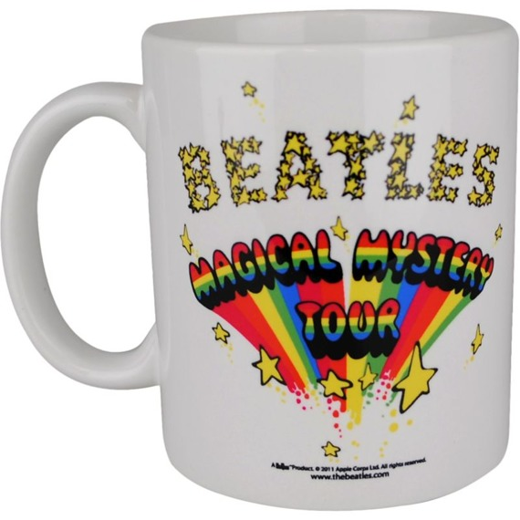 Kubek THE BEATLES - MAGICAL MYSTERY TOURN
