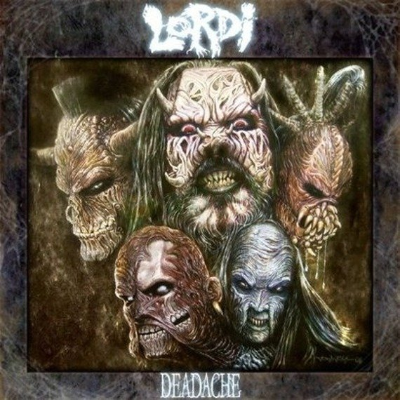 LORDI: DEADACHE (CD)