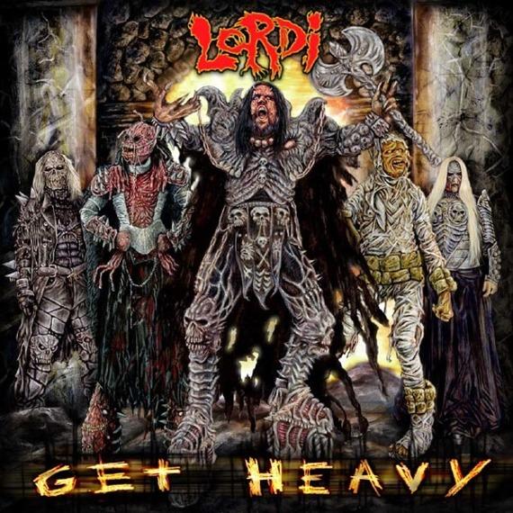 LORDI: GET HEAVY (LP VINYL)