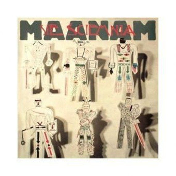 MAANAM: SIE ŚCIEMNIA (CD) REMASTER