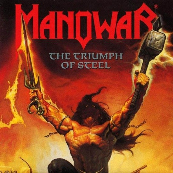 MANOWAR: THE TRIUMPH OF STEEL (CD)