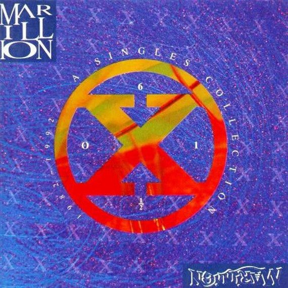 MARILLION: THE SINGLES COLLECTION 1982-1992 (CD)
