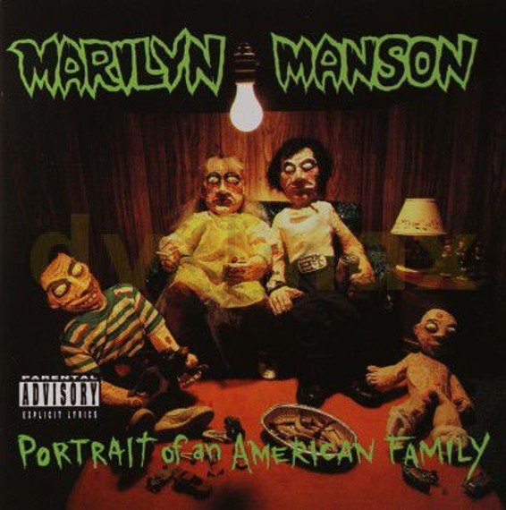 MARILYN MANSON: PORTRAIT OF AN AMERICAN FAMILY (CD)