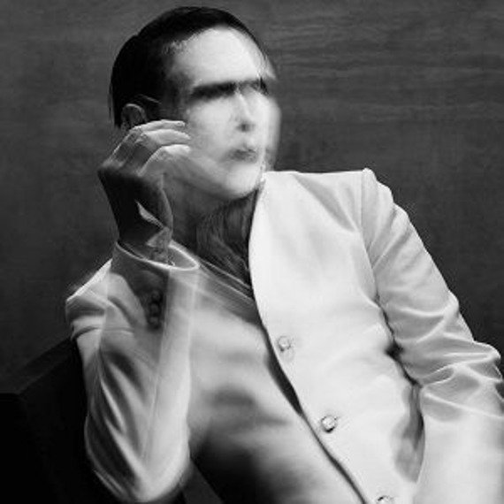 MARILYN MANSON: THE PALE EMPEROR (CD)