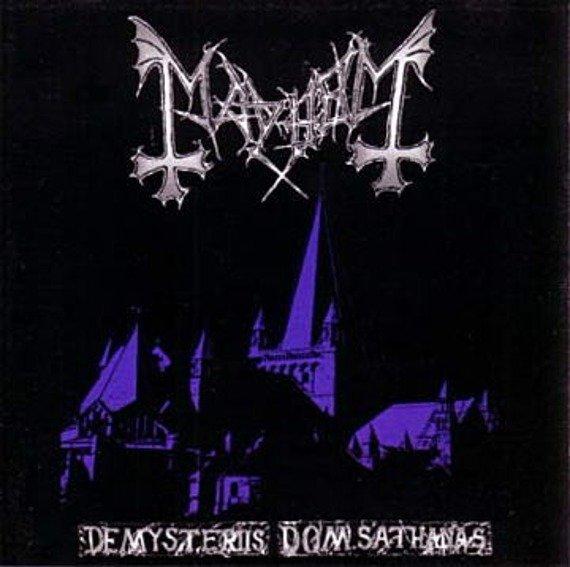 MAYHEM: DE MYSTERIIS DOM SATHANAS (LP VINYL)