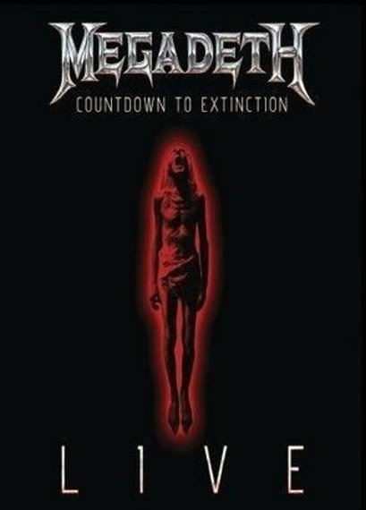 MEGADETH: COUNTDOWN TO EXTINCTION - LIVE (DVD)