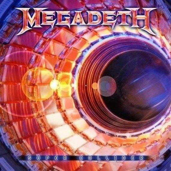 MEGADETH: SUPER COLLIDER (CD) POLSKA CENA