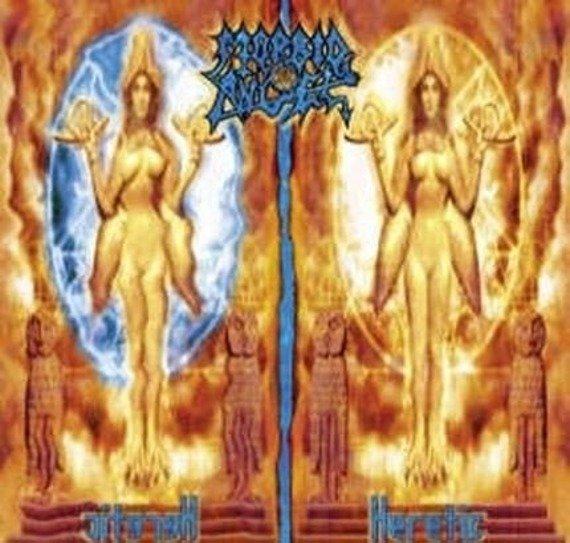 MORBID ANGEL: HERETIC (CD)