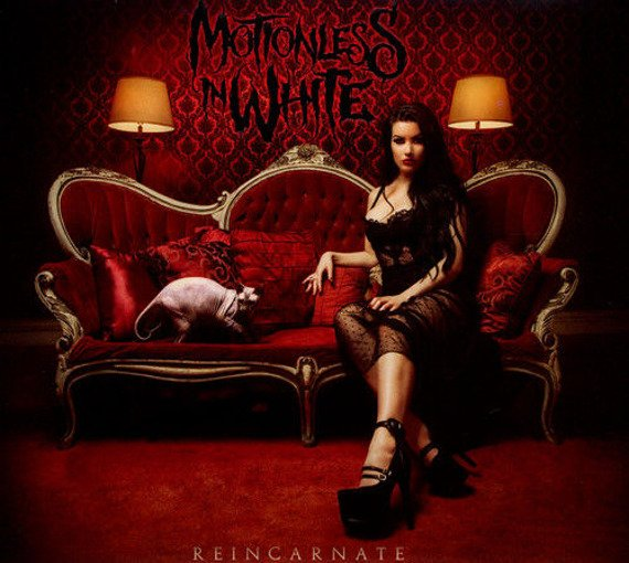MOTIONLESS IN WHITE: REINCARNATE (CD)