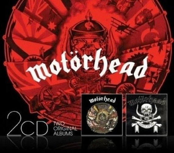 MOTORHEAD : 1916 / MARCH OR DIE (CD)