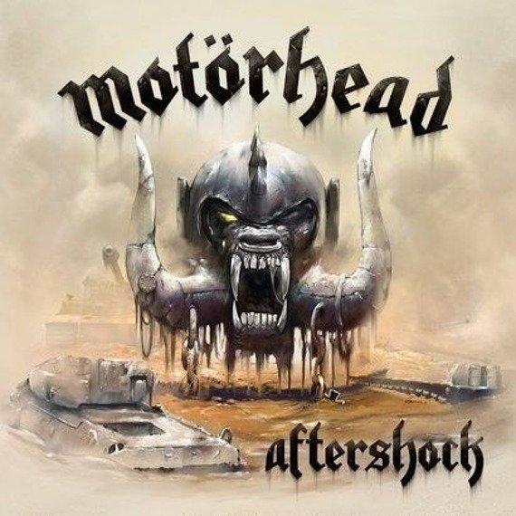 MOTORHEAD: AFTERSHOCK (LP VINYL)