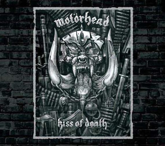 MOTORHEAD: KISS OF DEATH (CD)