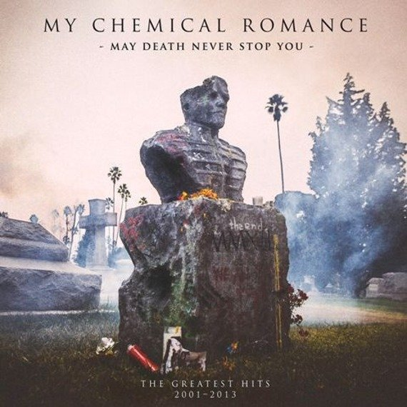 MY CHEMICAL ROMANCE: MAY DEATH NEVER STOP YOU (CD+DVD)