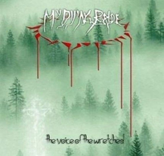 MY DYING BRIDE: THE VOICE OF THE WRETCHED (CD)