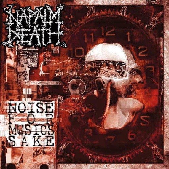 NAPALM DEATH: NOISE FOR MUSIC SAKE (CD)