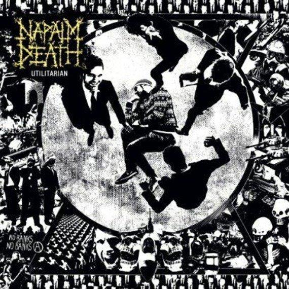 NAPALM DEATH: UTILITARIAN (CD)
