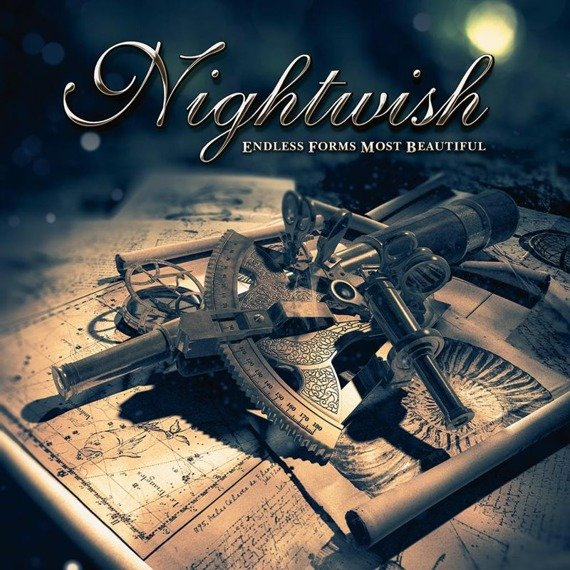 NIGHTWISH: ENDLESS FORMS MOST BEAUTIFUL (CDs) SINGIEL