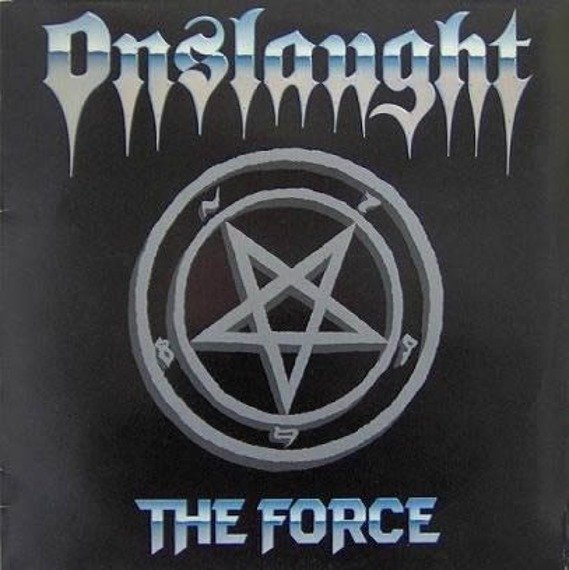 ONSLAUGHT: THE FORCE (LP VINYL)