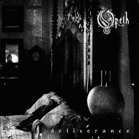 OPETH : DELIVERANCE (CD)