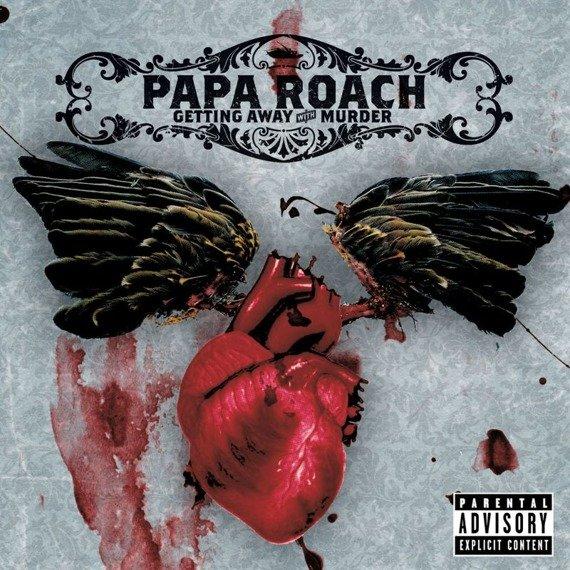 PAPA ROACH: GETTING AWAY WITH MURDER (CD)
