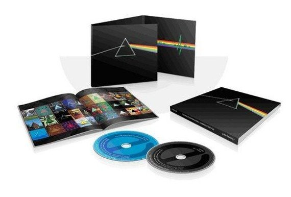 PINK FLOYD: DARK SIDE OF THE MOON [EXPERIENCE EDITION] (CD)