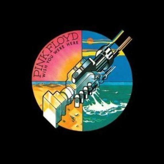 PINK FLOYD: WISH YOU WERE HER (LP VINYL)