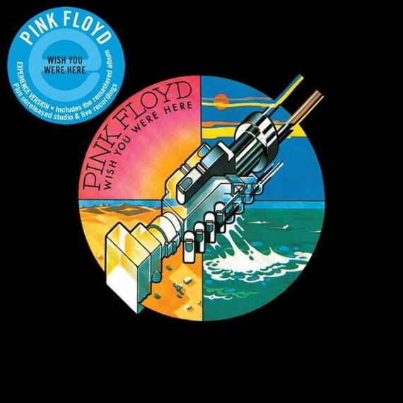 PINK FLOYD: WISH YOU WERE HERE (2CD) EXPERIENCE EDITION