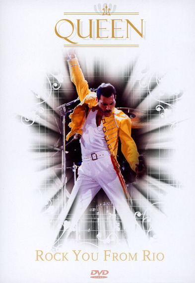 QUEEN: ROCK YOU FROM RIO (DVD)