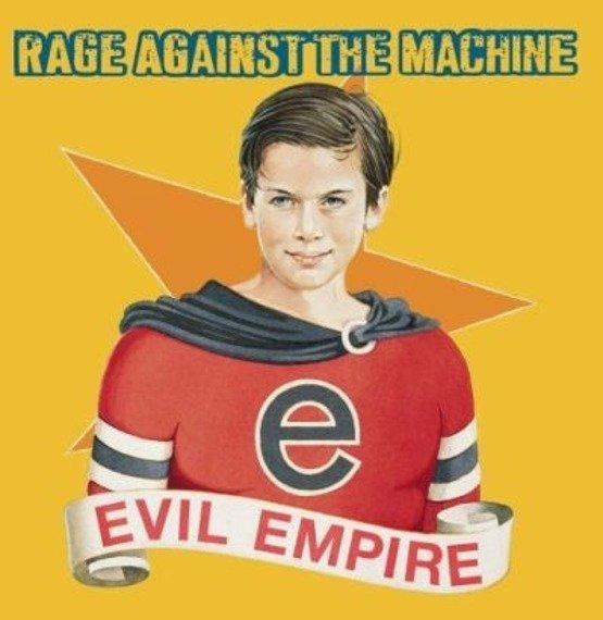 RAGE AGAINST THE MACHINE : EVIL EMPIRE (CD)