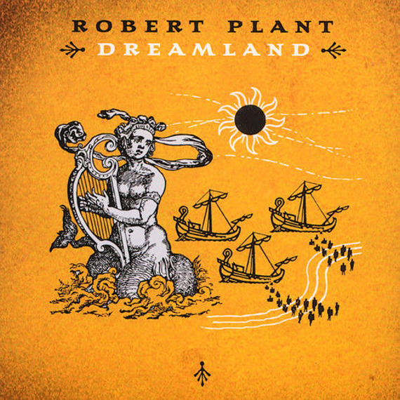 ROBERT PLANT: DREAMLAND (CD)