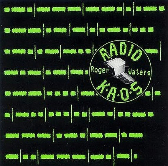 ROGER WATERS: RADIO KAOS (CD)