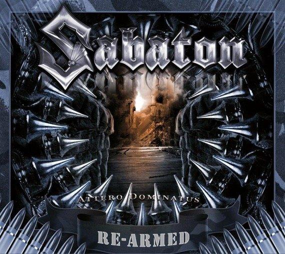 SABATON: ATTERO DOMINATUS, RE-ARMED (CD)