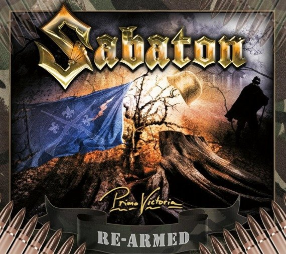 SABATON: PRIMO VICTORIA, RE-ARMED (CD)