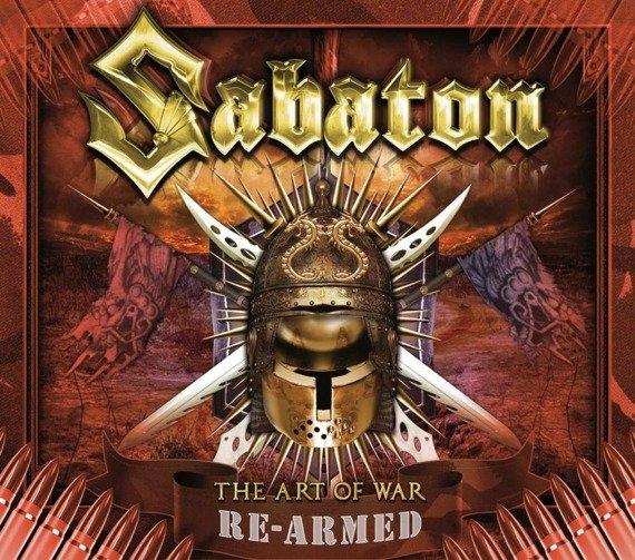 SABATON: THE ART OF WAR, RE-ARMED (CD)