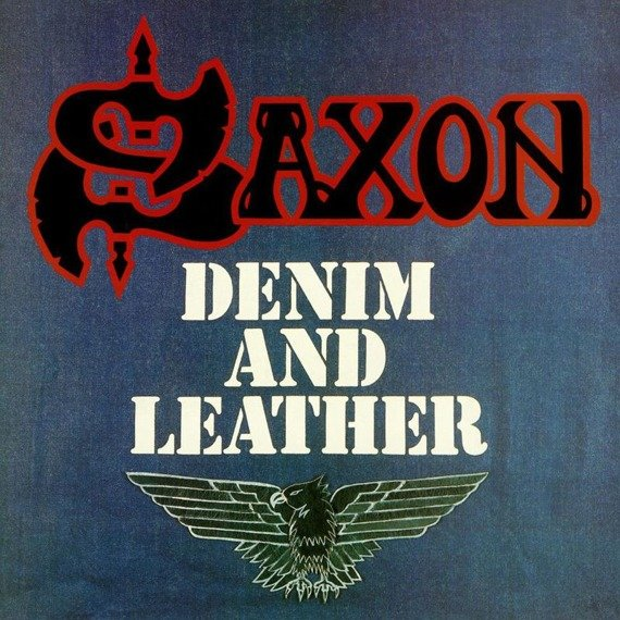 SAXON: DENIM AND LEATHER (CD)