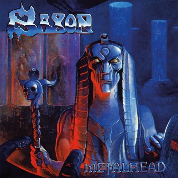 SAXON: METALHEAD (CD)