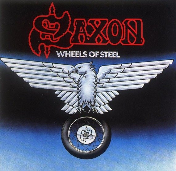 SAXON: WHEELS OF STEEL (2LP VINYL)